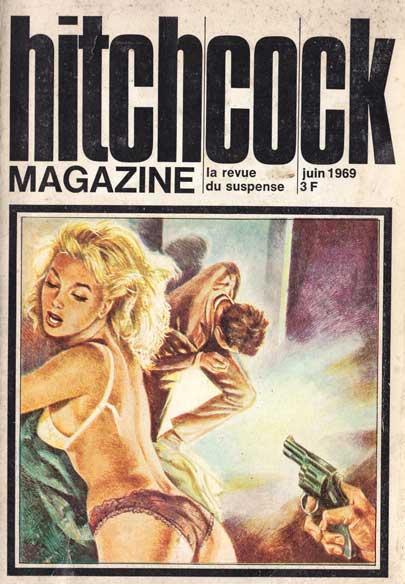 Hitchcock Magazine, juni 1969