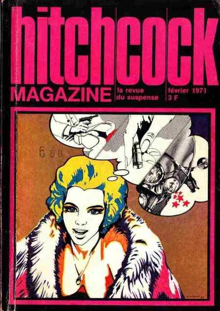 Hitchcock Magazine, februar 1971