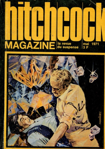 Hitchcock Magazine, maj 1971
