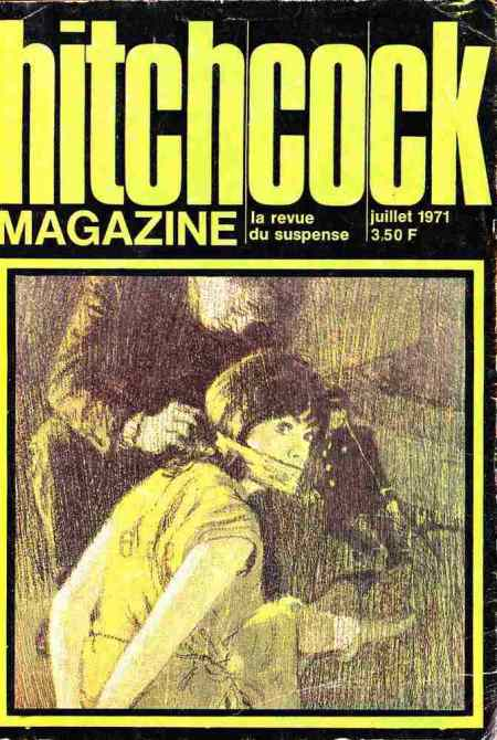 Hitchcock Magazine, juli 1971