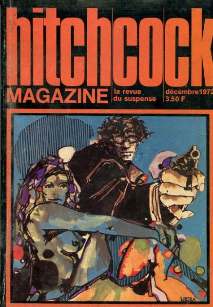 Hitchcock Magazine, december 1972