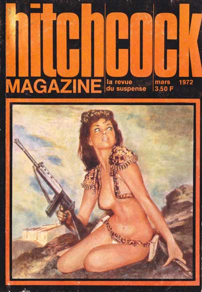 Hitchcock Magazine, marts 1972