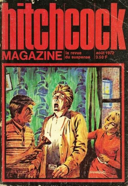 Hitchcock Magazine, august 1972