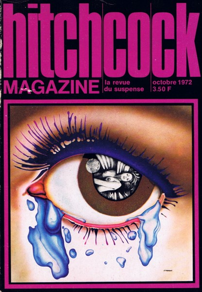 Hitchcock Magazine, oktober 1972