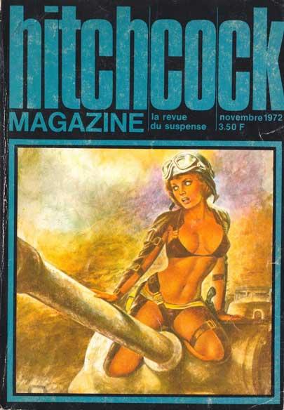 Hitchcock Magazine, november 1972