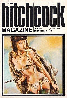 Hitchcock Magazine, juli 1969