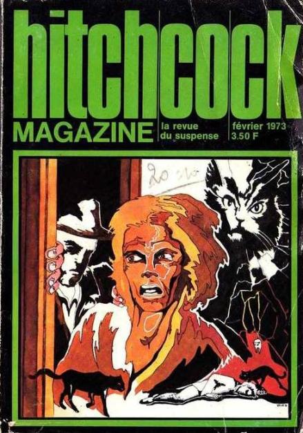 Hitchcock Magazine, februar 1973