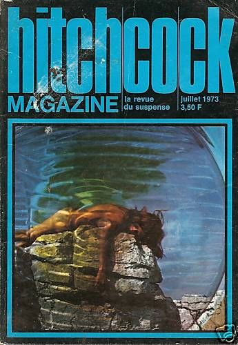 Hitchcock Magazine, juli 1973