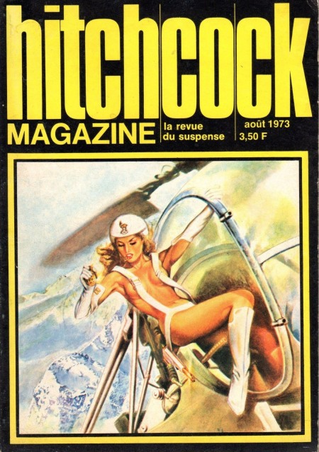 Hitchcock Magazine, august 1973