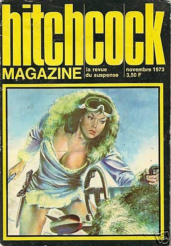 Hitchcock Magazine, november 1973