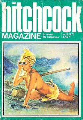 Hitchcock Magazine, april 1974