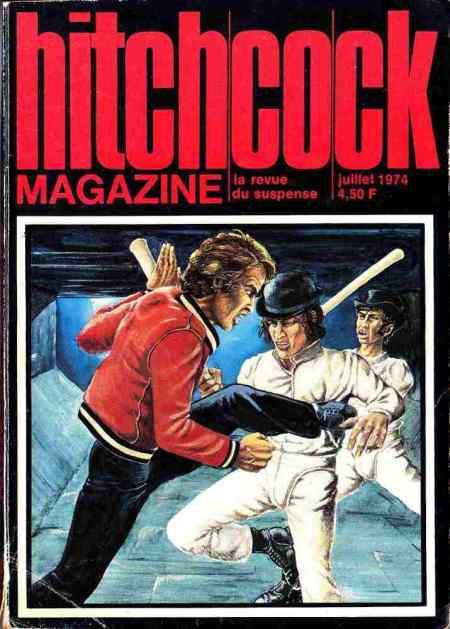 Hitchcock Magazine, juli 1974