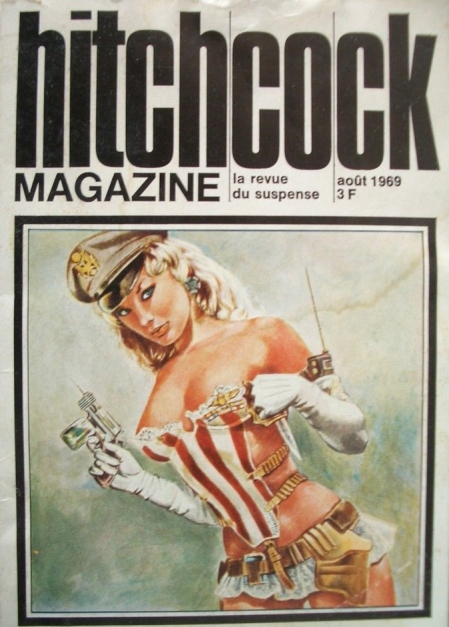 Hitchcock Magazine, august 1969