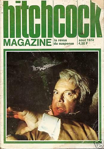 Hitchcock Magazine, august 1974