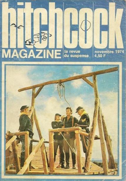 Hitchcock Magazine, november 1974