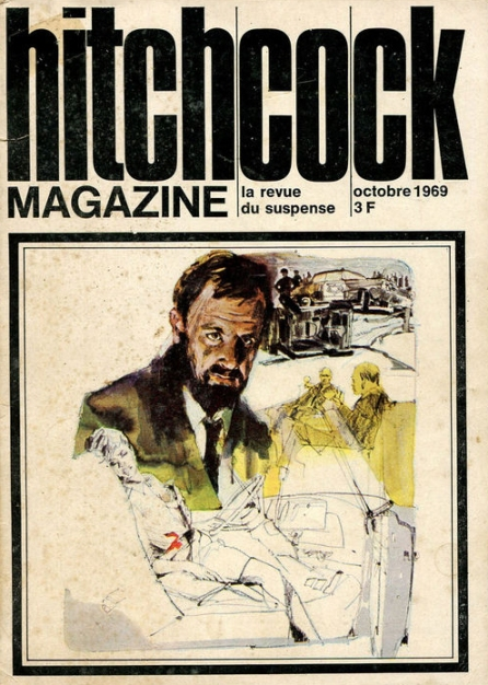Hitchcock Magazine, oktober 1969