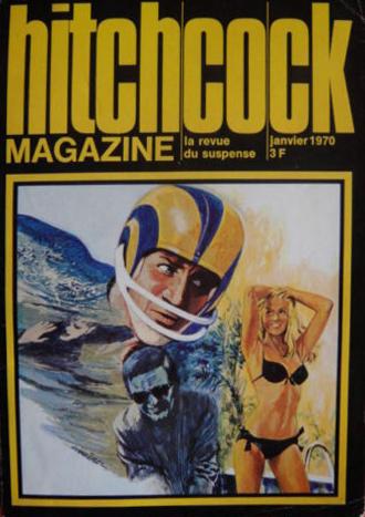 Hitchcock Magazine, januar 1970