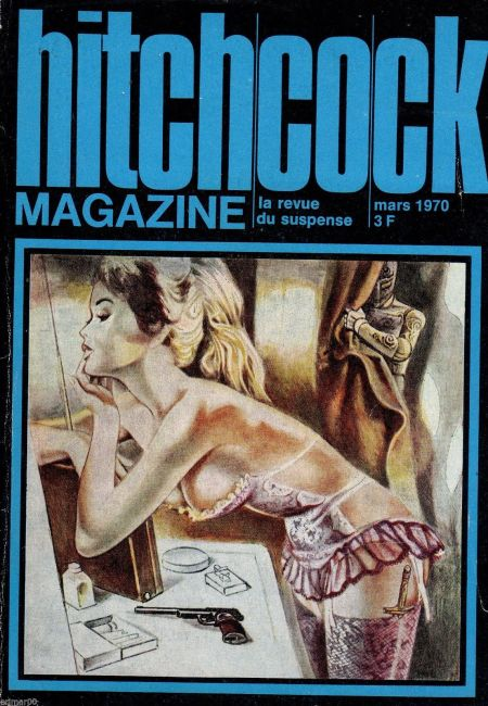 Hitchcock Magazine, marts 1970
