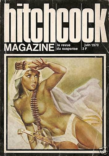 Hitchcock Magazine, juni 1970