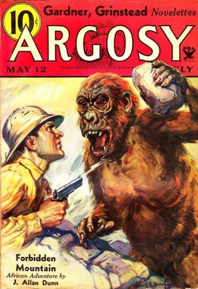 Argosy, maj 1934