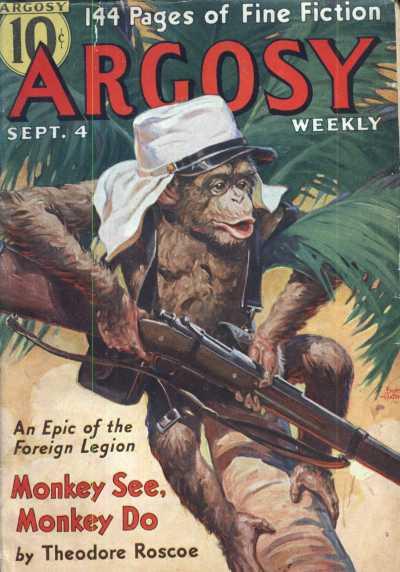Argosy, september 1937
