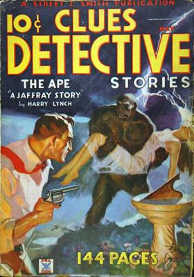 Clues. Detective Stories, maj 1935