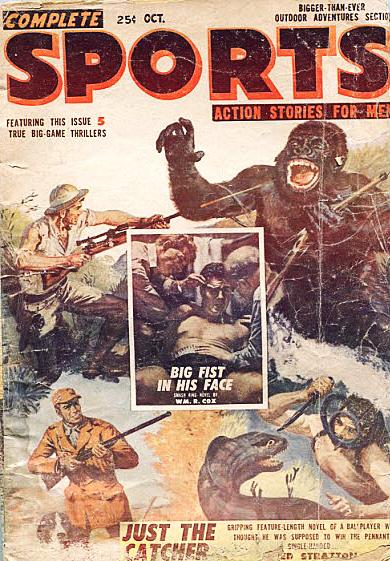 Complete Sports, oktober 1955