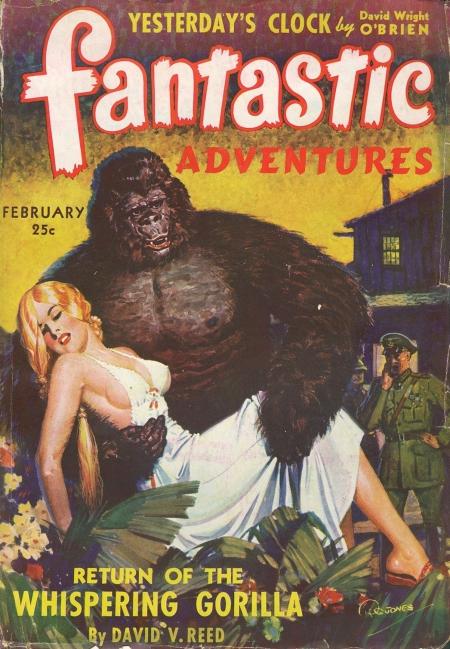 Fantastic Adventures februar 1943