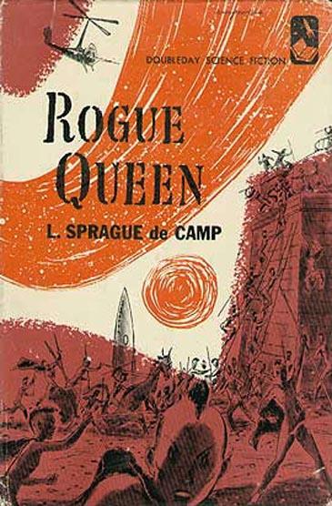Hardcover, Doubleday 1951. Romanens 1. udg.