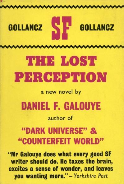 Hardcover, Golancz 1966. Romanens 1. udg. I England udkom bogen under denne titel. En titel der åbenbart var lidt for fersk for det amerikanske marked