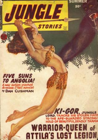 Jungle Stories, sommer 1947