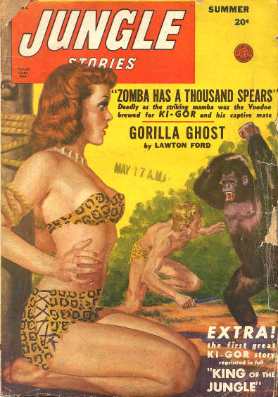 Jungle Stories, sommer 1948