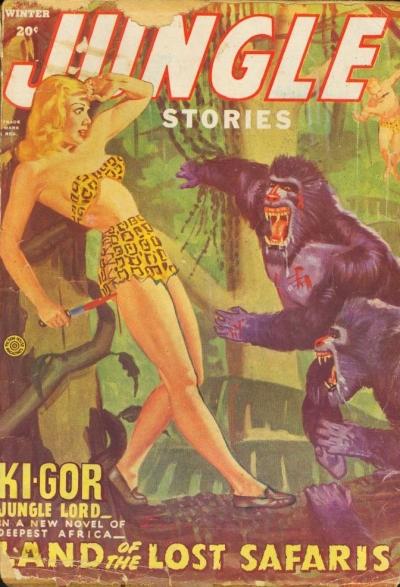 Jungle Stories, vinter 1943