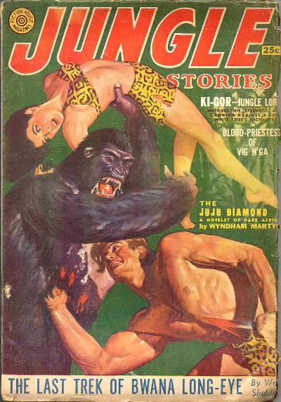 Jungle Stories, vinter 1951