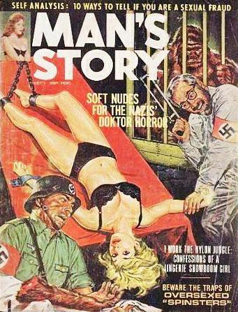 Man's Story, september 1957