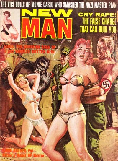 New Man, april 1956