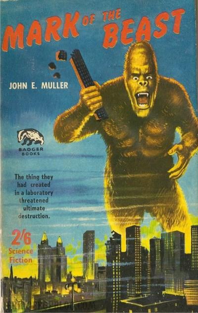 Paperback, Badger Books 1964
