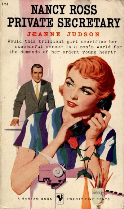 Paperback, Bantam Books 1958