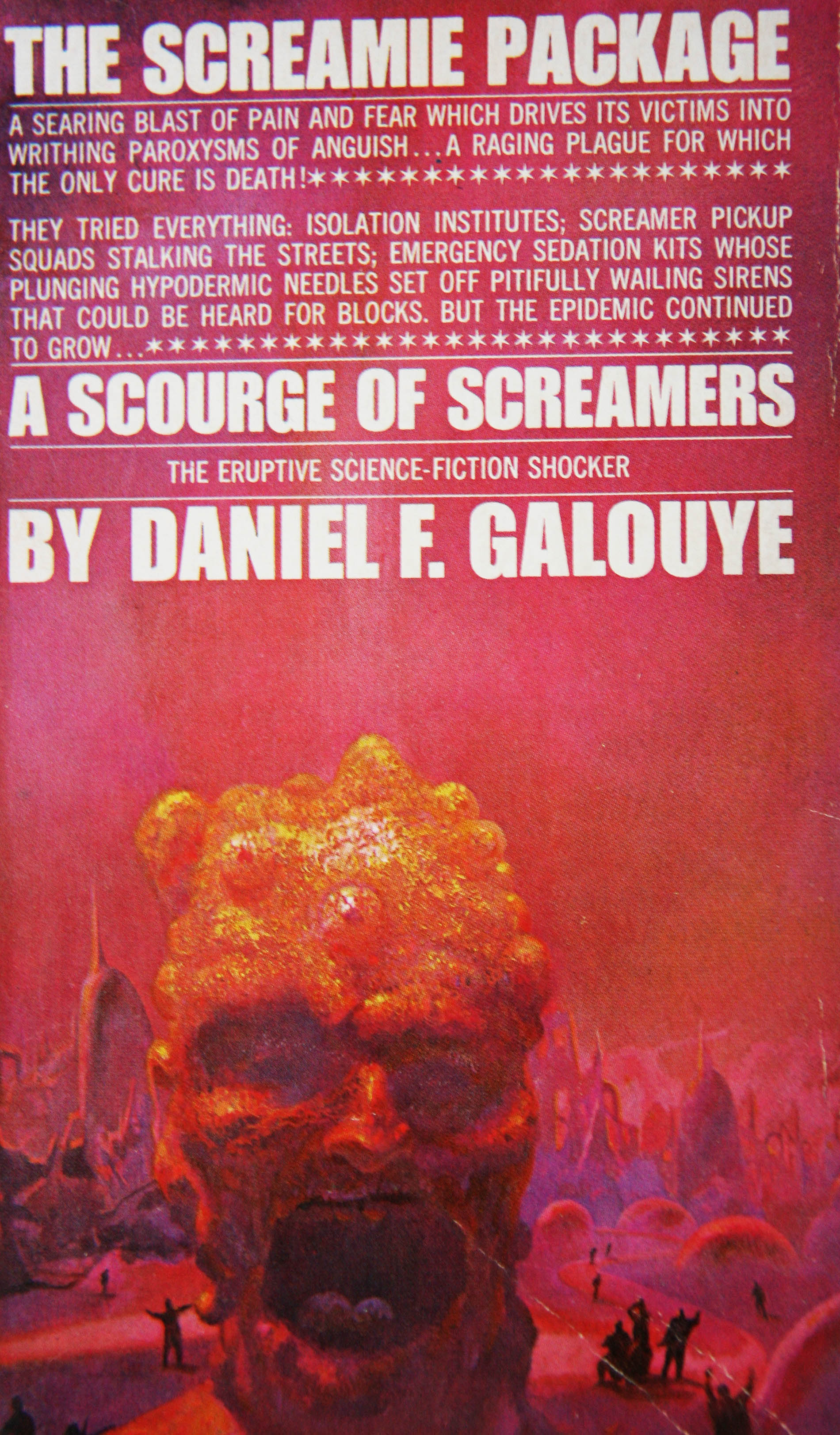 Paperback, Bantam Books 1968
