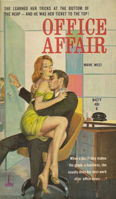 Paperback, Beacon Books 1961