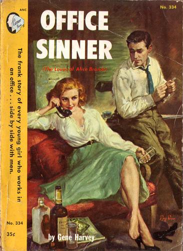 Paperback, Cameo Books 1953