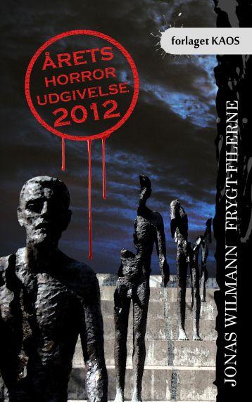 Paperback, Forlaget KAOS 2012. Jonas Wilmanns roste bog fra 2012