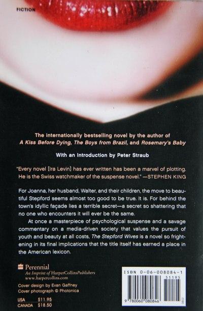 Paperback, HarperCollins 2002
