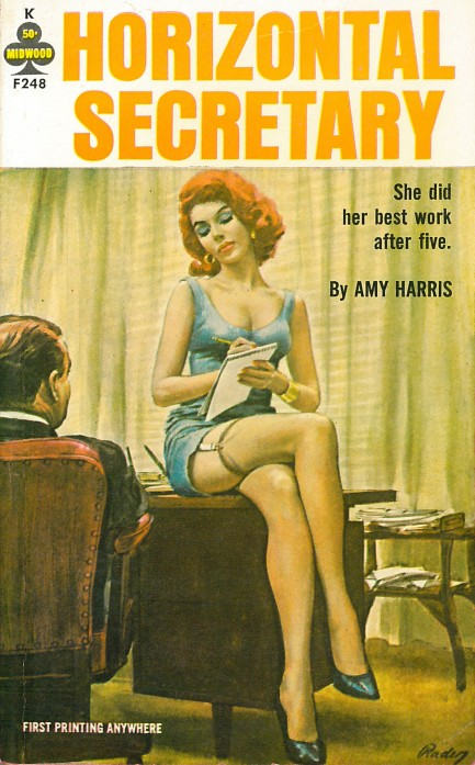 Paperback, Midwood Books 1963
