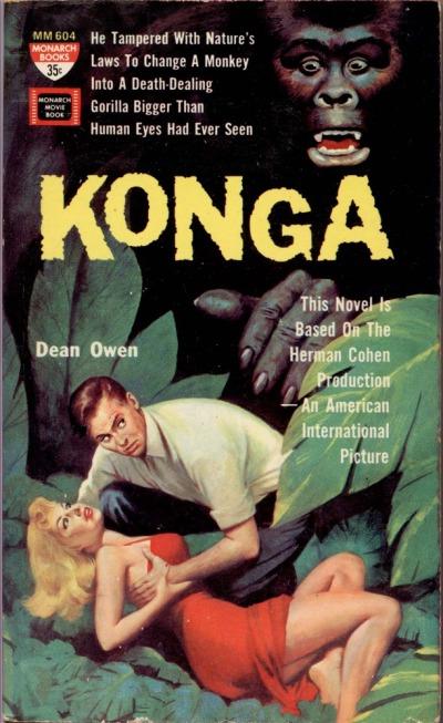 Paperback, Monarch Books 1960