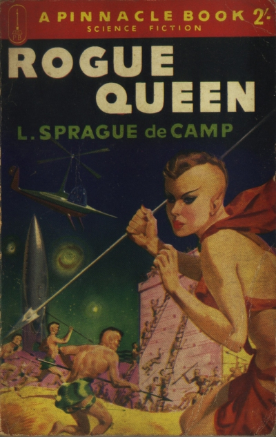Paperback, Pinnacle Books 1954