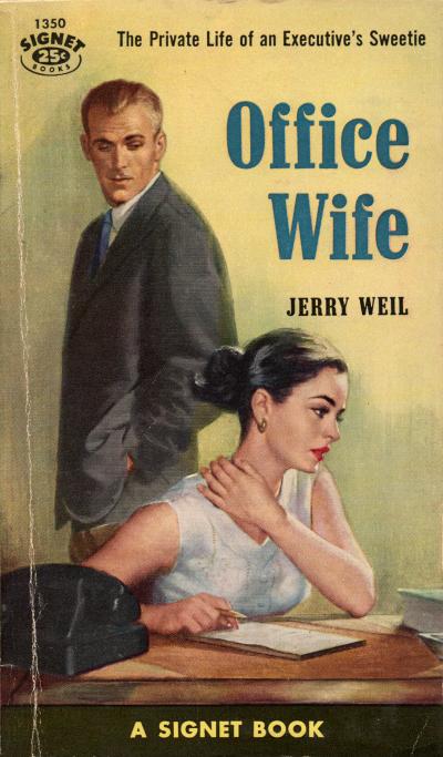 Paperback, Signet Books 1956