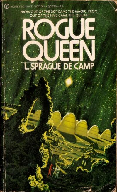 Paperback, Signet Books 1972. Forsidens skaber er desværre ikke krediteret