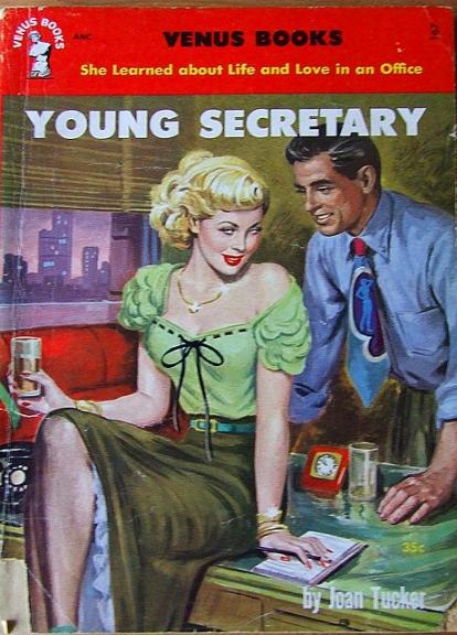 Paperback, Venus Books 1952