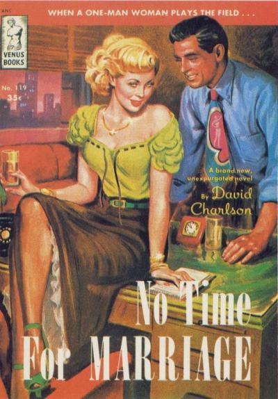 Paperback, Venus Books 1953